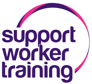 Support Worker Training Logo